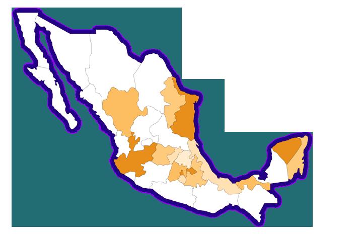 galvateja distribución nacional a todo México