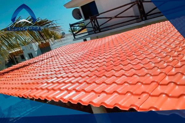 techado de lámina plastiteja